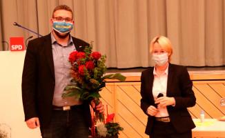 Martina Fehlner MdL gratuliert Tobias Wüst