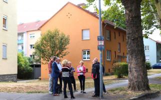 Mit dabei: Natascha Kohnen, Martina Fehlner, Wolfgang Giegerich, Karin Pranghofer, Walter Roth und Andreas Schneider