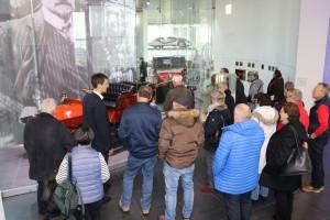 Highlight-Führung im Audi-Museum