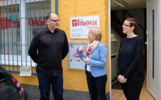 Martina Fehlner, die auch tierschutzpolitische Sprecherin der BayernSPD-Landtagsfraktion ist, bedankte sich herzlich für die engagierte ehrenamtliche Arbeit des gesamten Teams