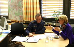 Die sichtbare Präsenz der Polizei im Stadtbild ist für das Sicherheitsgefühl der Bürgerinnen und Bürger von enormer Wichtigkeit.