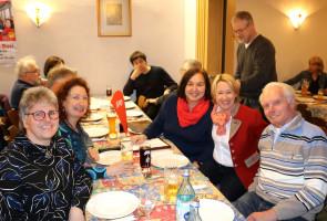 Frauenpower aus dem Ortsverein Kleinostheim