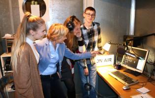 Bei Radio Klangbrett ist Teamarbeit angesagt