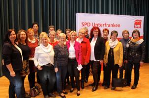 100 Jahre Frauenwahlrecht: Frauenpower auch bei der SPD Aschaffenburg