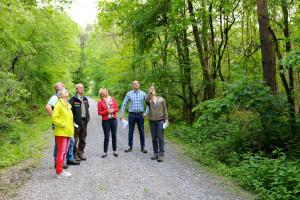 Waldbegehung in Großostheim