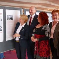 Unter den Ehrengästen waren: MdB Bernd Rützel, MdL Martina Fehlner und die SPD-Kreisvorsitzende Anita Peffgen-Dreikorn