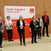 Parteitag des SPD-Kreisverbandes Aschaffenburg-Land