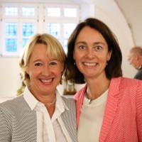 Martina Fehlner trifft Katarina Barley