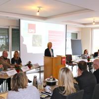 Martina Fehlner lud zum 4. Tourismusdialog nach Weibersbrunn